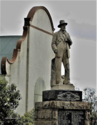 Carolina  - Anglo Boer War Monument (2).