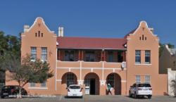 Jansenville Municipal Buildings