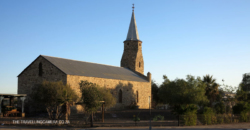 Keetmanshoop  - Rhenish Mission Church stone church 1891 (2)