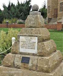 Kestell - NGK Voortrekker Monument