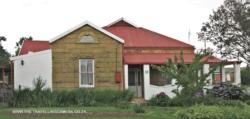 Kestell sandstone  houses (2)