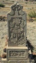 Graves near Voortrekker Monument (1)