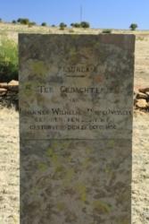 Graves near Voortrekker Monument Johannes Wessels 1856. (1)