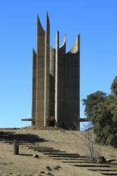 Great Trek Monument near Winburg Trichart - Retief - Uys - Potgieter - Maritz (3)
