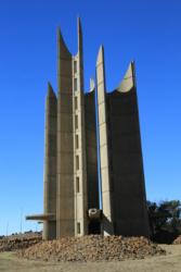 Great Trek Monument near Winburg Trichart - Retief - Uys - Potgieter - Maritz (5)