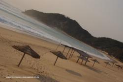 Ponta de Oura beachfront and villas